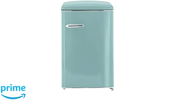 Exquisit Retro Kühlschrank : Exquisit rks 120 16 rva tb retro kühlschrank eek: a 121 liter