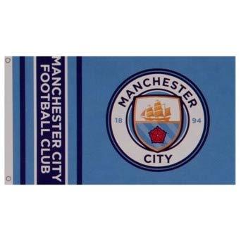 Bandera de Manchester City FC Authentic EPL
