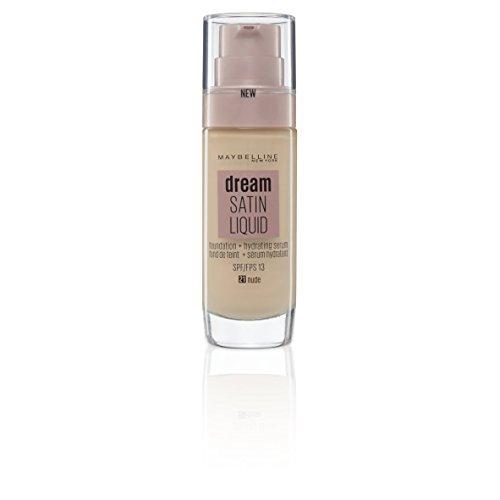 Maybelline Dream Satin Liquid Foundation 21 Nude 30ml