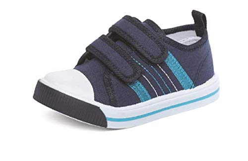GladRags Kids Boys Canvas Summer Shoes Child Infant Toddler Sizes UK 4 5 6 7 8 9 10 11 12