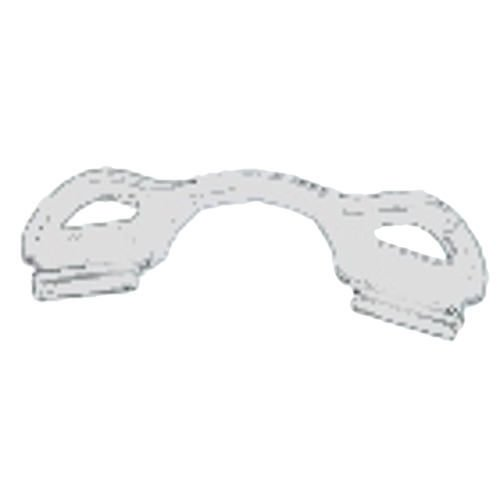 ADIDAS Nasensteg KST 51 passend für Evil Eye Halfrim Pro L, S und XS, Evil Eye Halfrim L, S und XS, transparent