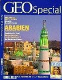 Geo Special Kt, Arabien - Magazin, Zeitschrift, Special, Spezial-Peter-Matthias Gaede GEO