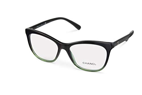 CHANEL Brillenfassung Brille CH 3341 c1560 black (54-16)