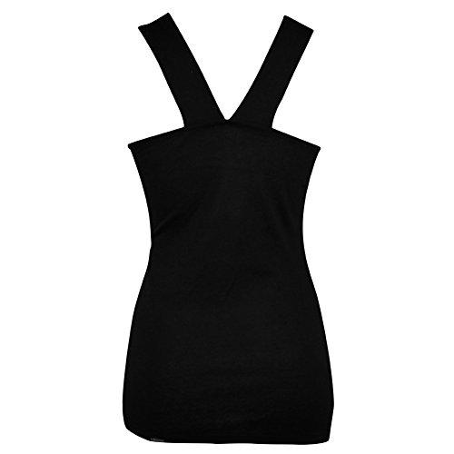 Eleery - Débardeur - Femme Noir noir 40 Noir