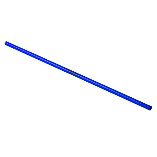 Cawila Trainingsstangen, Blau, Länge: 1.60 m, Durchmesser: 25 mm, 00520064