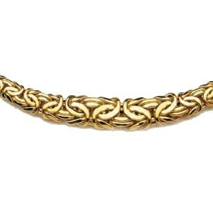 Collier Maille Royale Or Jaune 750/1000