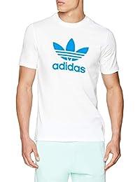 adidas Trefoil – Camiseta de, Hombre, DH5774, ...