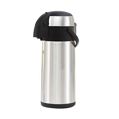 FYCZ Heißwasserspender, 3/4 / 5L Pumpen-Aktion Doppelwandiges isoliertes und leichtes heißes kaltes Getränk-Getränk vervollkommnen für Kaffee-Tee (größe : 15x36cm) -