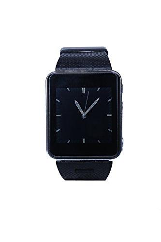 One Media Sensation 3.0 Health and Fitness Smart Watch - Black