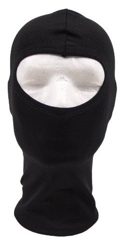 MFH Gesichtsmaske Balaclava 1 Loch Dünn, schwarz, One size zu MFH