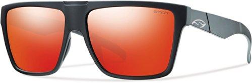 Smith Optics Sport (Smith Optics Edgewood (Sonnenbrille, Herren, Matte Black Frame)