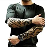 #10: Pair of stylish and designer Tattoo sleeves for boys/girls