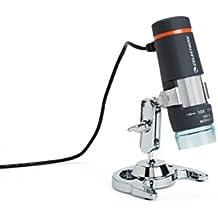 Microscopio digitale a mano usb CELESTRON 44302-B da 10x a