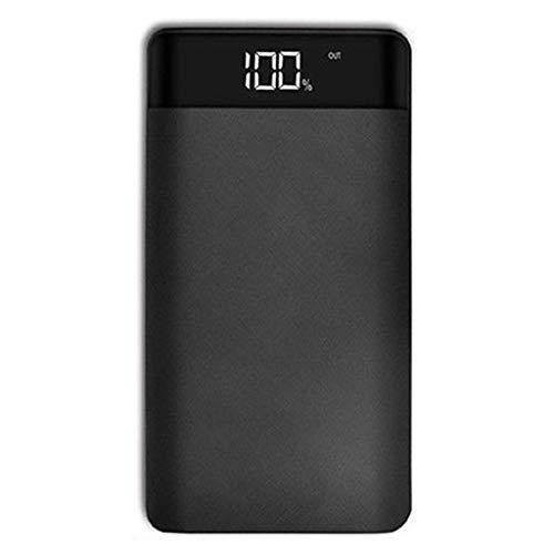 JUNESUN Universale 5 V 2A 3 Porte USB Power Bank Case Kit Fai da Te 8X 18650 Caricabatteria Box Fai da Te per Xiaomi Telefono Cellulare all'Ingrosso