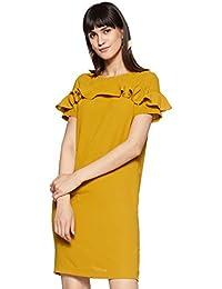 4e442b75e09 Van Heusen Women s Shift Knee-Long Dress