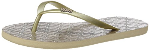 RoxyViva Iii - Sandali  donna , multicolore (Multicolour (Gold)), 35.5