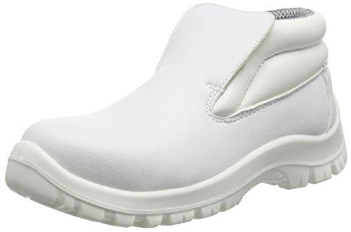Blackrock Unisex src01Sicherheit Schuhe, 43 EU, weiß (Handwerk, Rock)