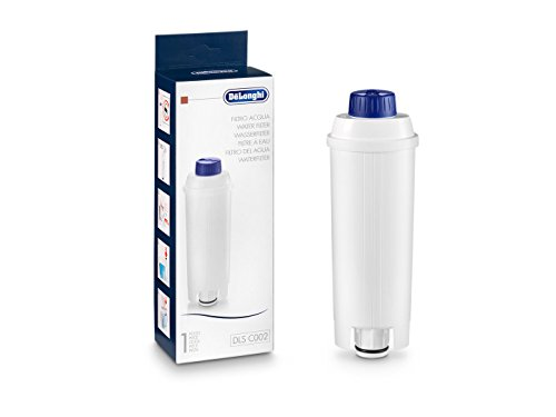 Delonghi Water Filter-Good for EC860 and All ECAM Fully Automatic Coffee Machines