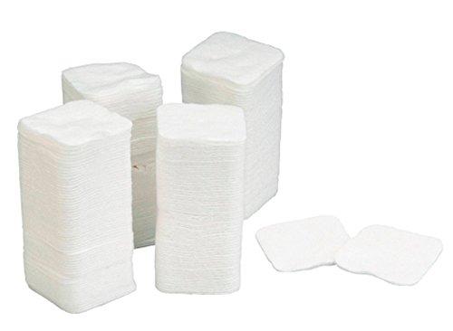 Emilabo - 500 carrés de coton hydrophile - 5 x 5 cm