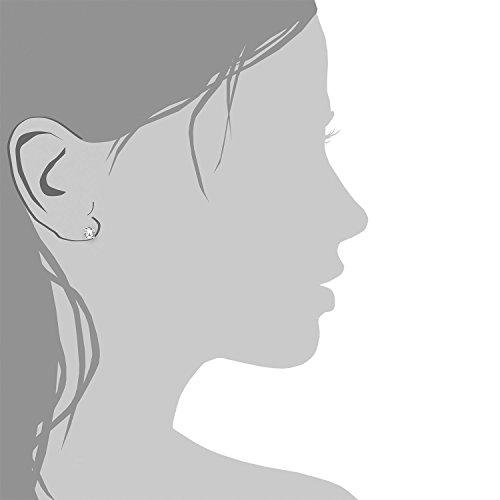 Imagen principal de Amor 162432 - Pendientes de mujer de plata de ley