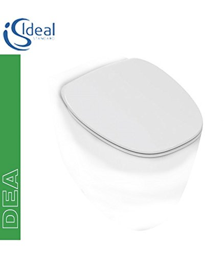 Ideal Standard T676701 Sedile Slim Softclose Dea