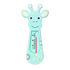 NEW Baby Safe Floating Bath Thermometer - GIRAFFE 8