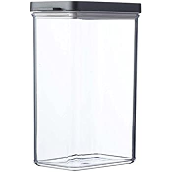 Omnia Storage Box Rectangular 1100 ml NORDIC LEMON
