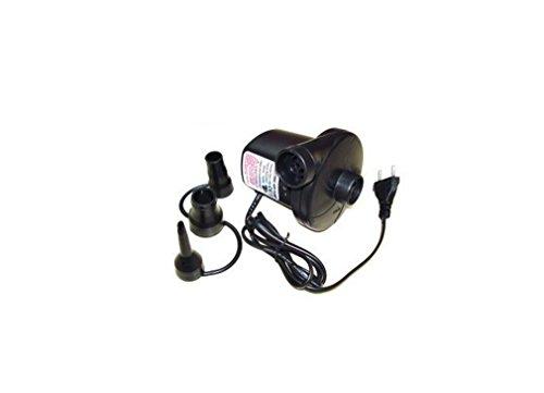 Nola Sang Camping AC Elektrische Luftpumpe Inflator / Deflator für Airbeds Paddling Pools & Spielzeug. Ac-vakuum-pumpe