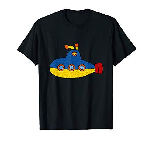 U-Boot Hawaiian Shirt T-Shirt (Hawaiian Shirt Boot)