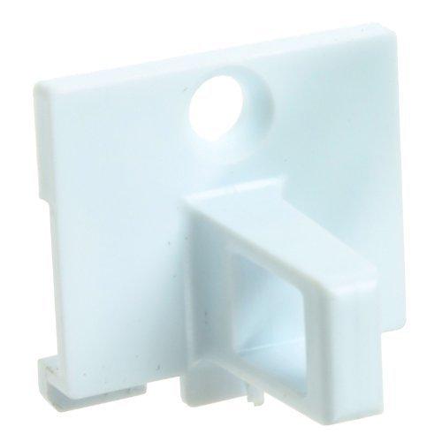 Cierre plástico secadora Hotpoint, color