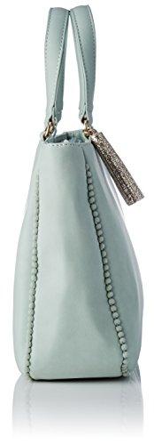 Lollipops Damen Beam Shopper Schultertasche, 9x25x36 centimeters Blau (Aqua)