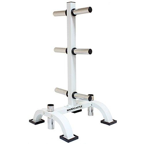 "Hardcastle - Rastrelliera per Pesi Olimpici - 50 mm (2"") - 400 kg"