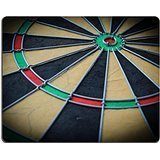 Preisvergleich Produktbild MSD Natural Rubber Gaming Mousepad IMAGE ID: 34918391 Dartboard Close Up
