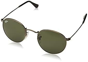 Ray-ban Men Mod. 3447  Sunglasses, matte gunmetal (matte gunmetal), size 47