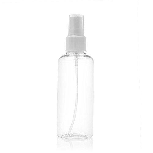 Preisvergleich Produktbild YOUZUO Für 1 Stück 100ML Transparente Kunststoff Leere Spray Flasche Reise Parfüm Zerstäuber Liquid Dispenser