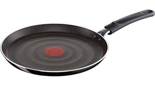 Tefal D5091102 Comfort Grip Crêpière Aluminium Noir 28 cm