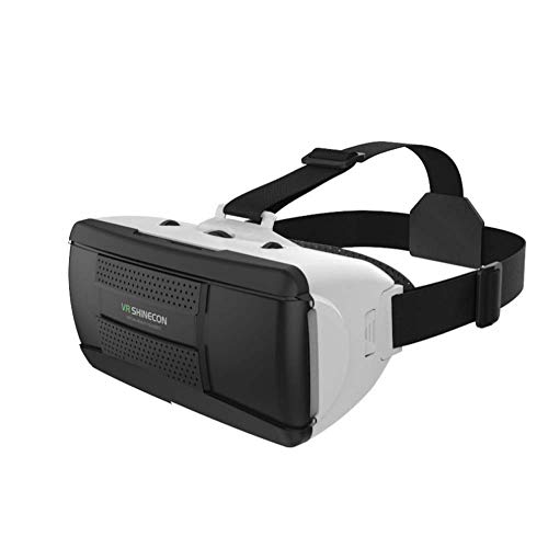 AQILIU 3D VR Glasses,3D Virtual-Reality-Gläser, 3D-Film-Spielgläser für Smartphone, for4.7-6.0in...