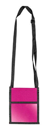 Veloflex 7200371 - Brustbeutel Velocolor, 13.5 x 17.5 cm, pink