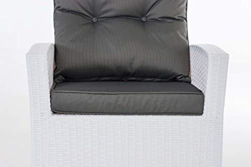 CLP Polyrattan-Sessel FISOLO - 6