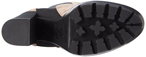 Pollini Sti.led.carro110 Cro.nude/pvc Ro.ne, Escarpins femme Multicolore (nude And Black)