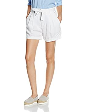 Tommy Jeans Extreme Highwaist Plt Shortchatw Gd, Shorts Donna