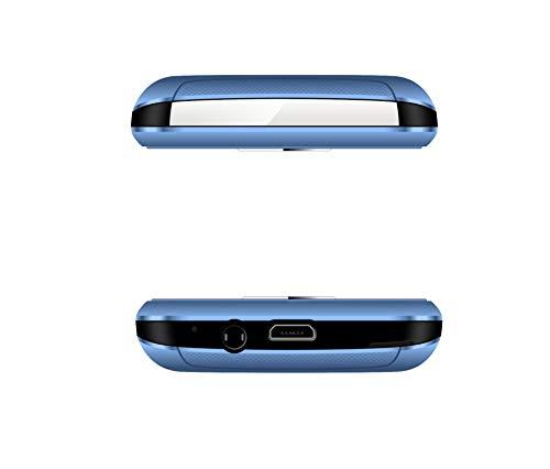 Micromax X741 (Blue, Ultra Bright LED Light, 1750mAh)