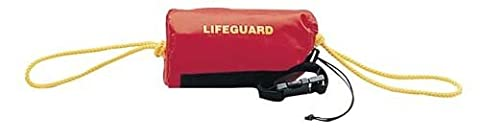 New Jpl Lifeguard Swimming Pool Waist Strap & Buckle Safety Throw Compact Bag by Only Swim