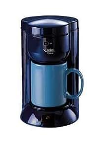 solac c120az ein tassen kaffeemaschine unica blau. Black Bedroom Furniture Sets. Home Design Ideas