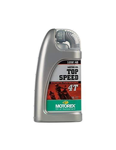 MOTOREX Olio Motore Top Speed 4T 10W40...