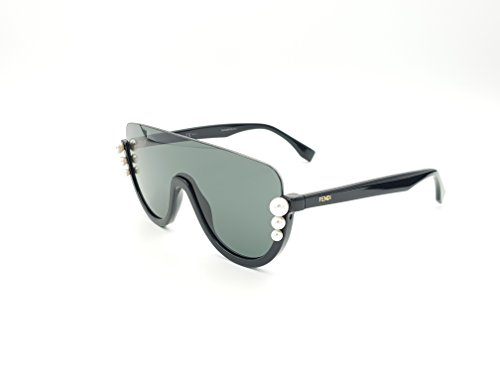 Sonnenbrillen Fendi RIBBONS AND PEARLS FF 0296/S Malicious/DARK GREY Damenbrillen