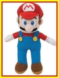 Nintendo Peluche Mario 23 cm - Super Mario por Nintendo