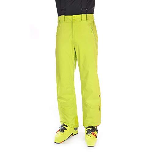 Völkl Herren Funktions Ski Hose Team Pants Full-Zip Lime 70012110 Größe 3XL Team Full Zip Pant