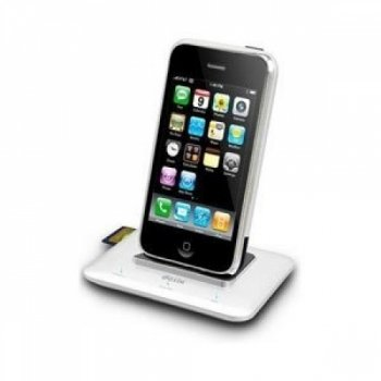 Dexim dwp005b MHub Dock Station für iPhone 3GS, iPod, BlackBerry Iphone 3 Gs Dock