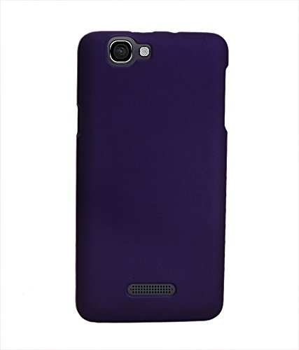 Back Cover for Micromax Canvas A120 - Purple  available at amazon for Rs.199